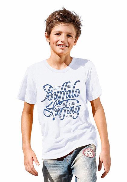 Buffalo Tričko, pre chlapcov