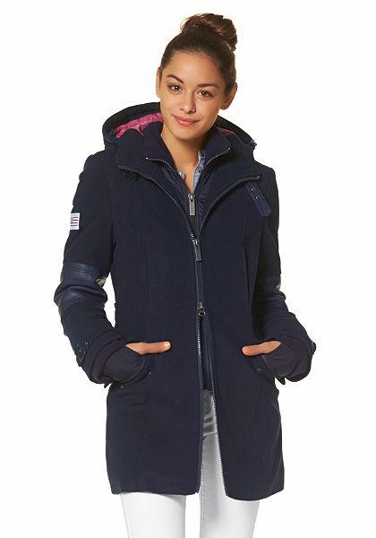 Kangaroos Krátky kabát