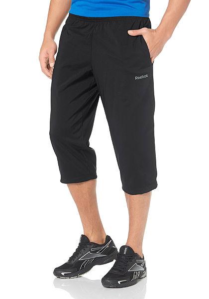 Reebok 3/4 sportovní kalhoty