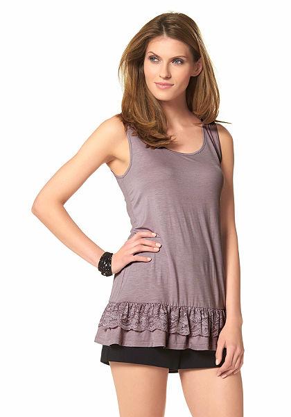 Aniston hosszú póló