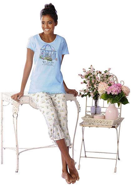 Capri pyžamo, Petite Fleur