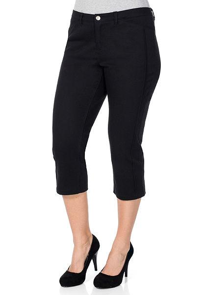 sheego Style 3/4-es nadrág, »szűk szárú«