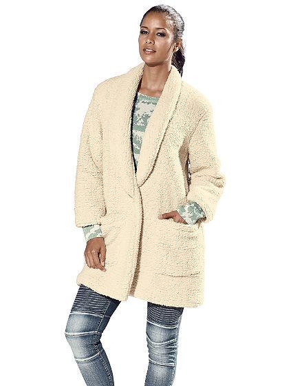 Teddy kabát