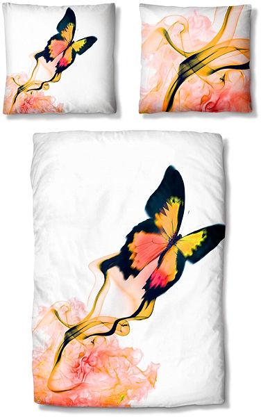 Ágynemű, Auro Hometextile »pillangó« mintás