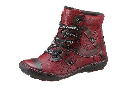 Kacper magas szárú fűzős cipő