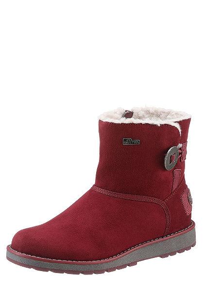 Zimní boty, s.Oliver