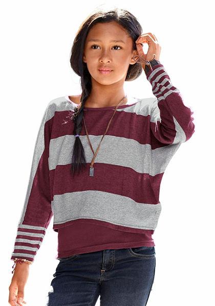 CFL póló&top körben nyomott (szett, 2 részes), lányoknak