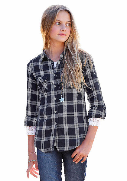 Arizona Lányka kockás ing