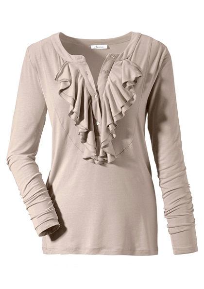 Aniston Tričko s dlouhým rukávem