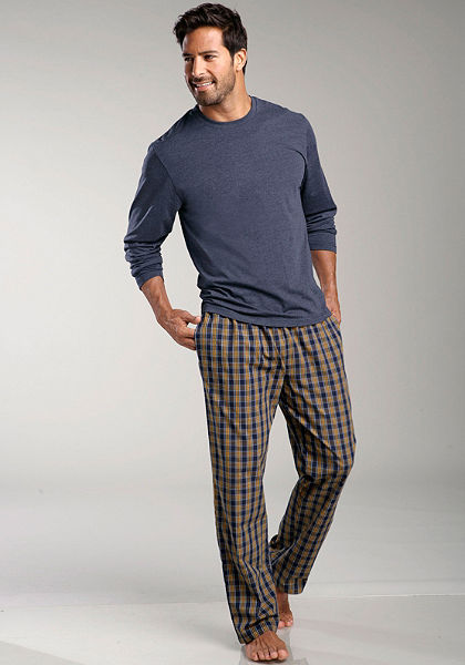 Le Jogger Pyžamo, dlouhá
