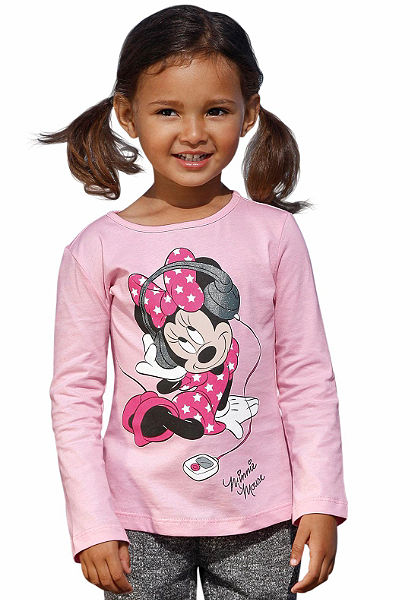 Walt Disney Tričko s dlouhým rukávem, pro dívky