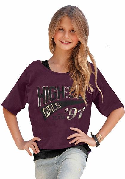 Buffalo Tričko & top, pro dívky