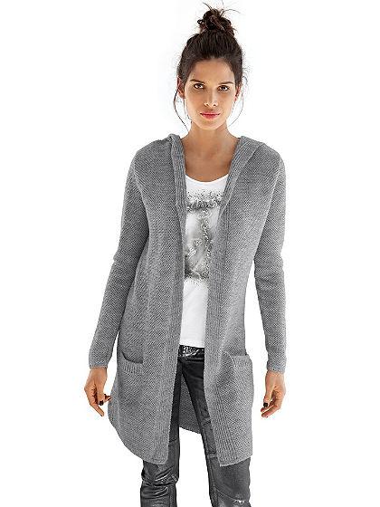Kötött kabát