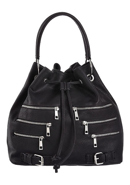 Laura Scott Zipper Hobo erszénytáska