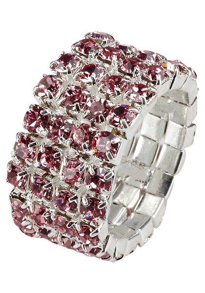J. Jayz gyűrű »strasszkövekkel«
