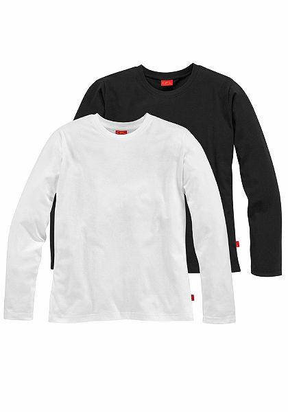 Tričko s dlouhým rukávem, CFL (2 ks)