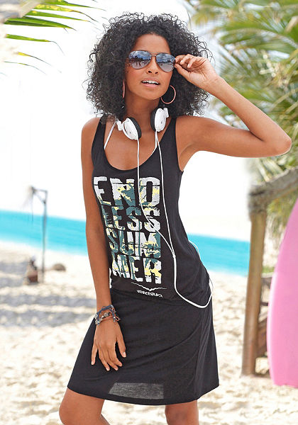 Plážové šaty, Venice Beach