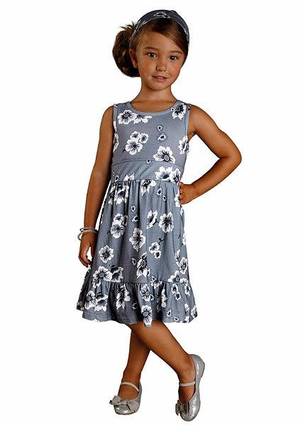 CFL Souprava: šaty & čelenka (2dílná)