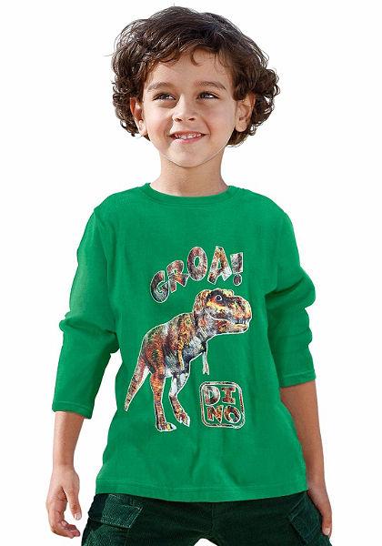 CFL Tričko s dlhým rukávom, pre chlapcov