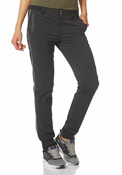 Podšité kalhoty