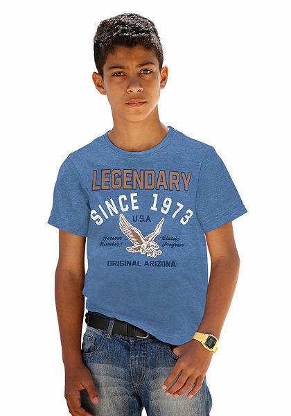 Arizona elején nyomott póló, fiúknak