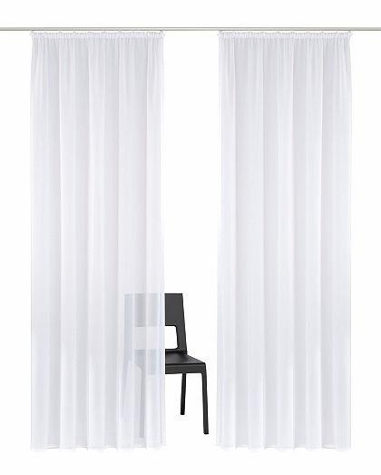Záclona, My Home, »Volano« (2 ks)