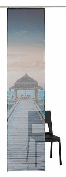 Lapfüggöny, my home, »Maldives« (1 db tartozékkal)
