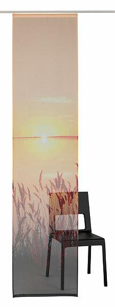 Lapfüggöny, my home, »Sunset« (1 db tartozékkal)
