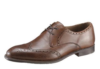 Gordon & Bros fűzős cipő lyra lyukasztással