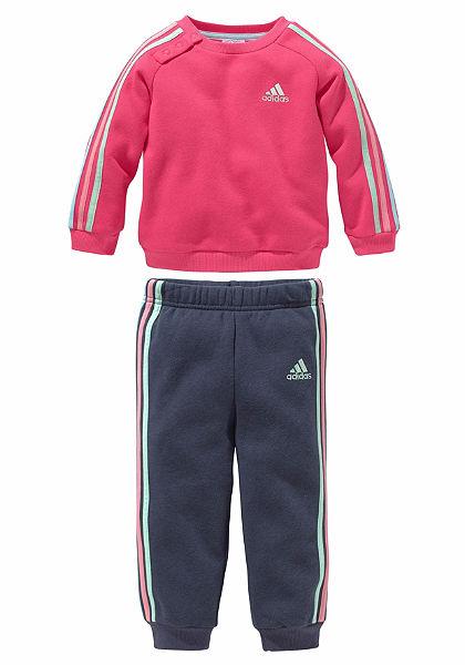 adidas Performance INFANTS 3-STRIPES JOGGER Joggingový úbor