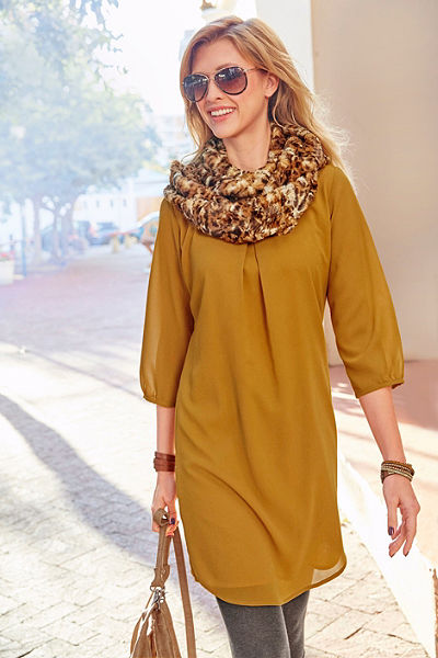 Tamaris A-vonalú ruha