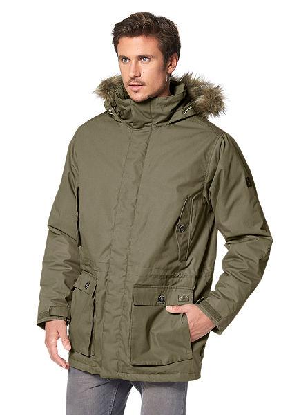 Nepromokavý kabát