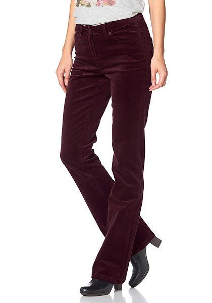 Cheer Manšestrové kalhoty