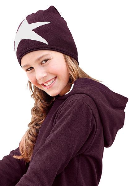 Čepice, pro dívky