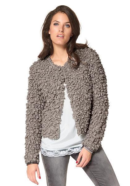 Aniston szőrme kabát