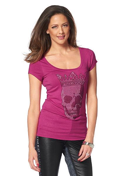 Melrose Kerek nyakú póló