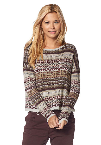 Only kötött pulóver »Fairy«
