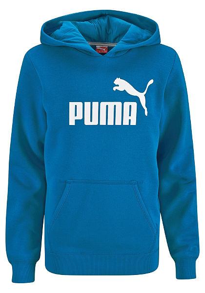 Puma  kapucnis hosszú ujjú felső