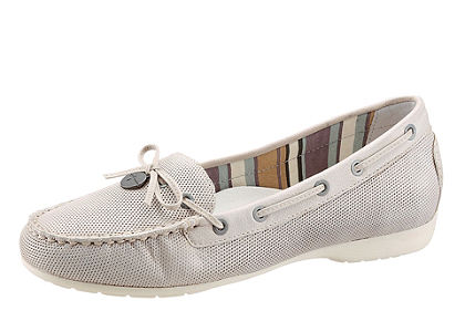 Tamaris slipper cipő, mokaszin fazonú
