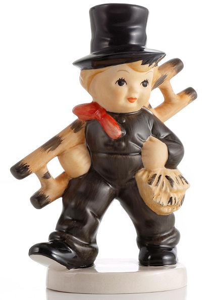 Sběratelská figurka, »kominík«