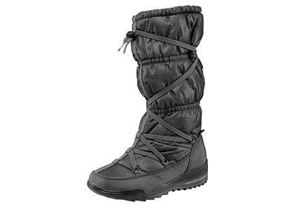 Zimní vysoká obuv