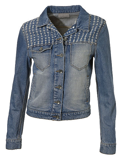 Džínová bunda