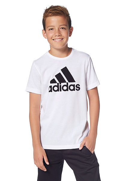 adidas Performance ESSENTIALS LOGO TEE póló