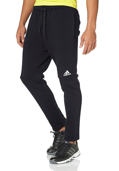 adidas Performance ESSENTIALS LINEAR 3S LOW-CROTCH TAPERED PANT szabadidő nadrág
