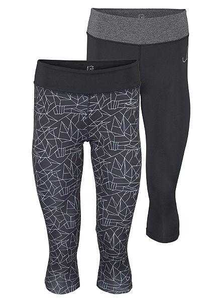 Maria Höfl-Riesch 3/4-sportos leggings (2 db-os csomag)
