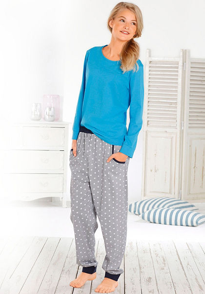 Arizona pizsama, hosszú