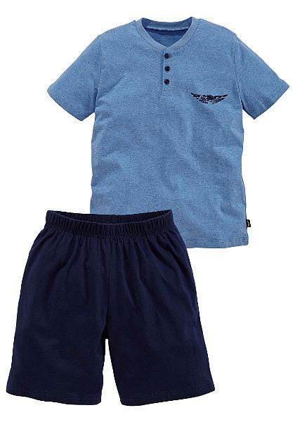 Pyžama, krátka