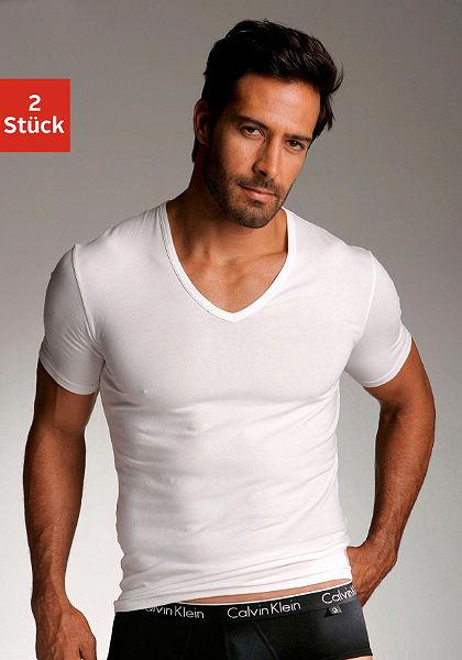 Calvin Klein V-nyakú póló (2db)
