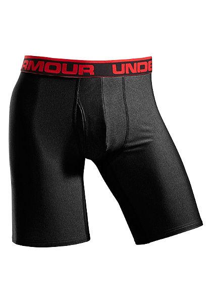 Under Armour hosszú szárú boxeralsó, sportos stílus, divatos hosszabb szárral, kiváló minőségű mikroszálas anyagból