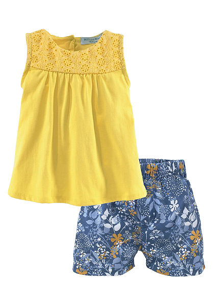 Klitzeklein Top & šortky s krajkou, pro děti